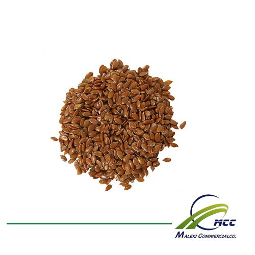 Flax Export of Herb essential oil - Maleki Commercial Co.